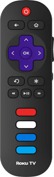 Features: Streamlined remote